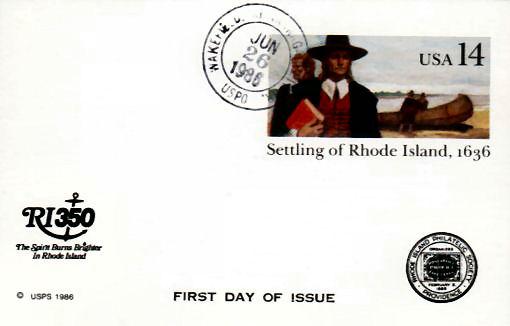 Post Office Wakefield Rhode Island