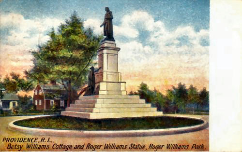 Roger+williams+rhode+island
